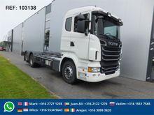 Used 2012 SCANIA R50