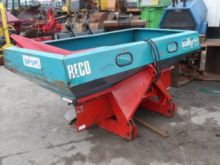 2004 SULKY fertiliser spreader