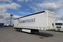 2015 SCHMITZ S01 curtain side s