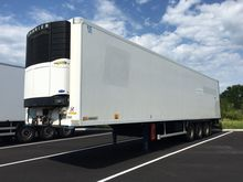 2005 LAMBERET refrigerated semi