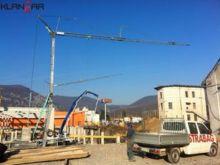 2001 Cattaneo CM75A tower crane