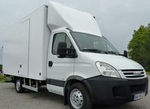 2007 IVECO 2.3HPT 35S14 closed