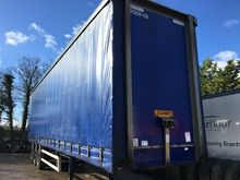 2009 MONTRACON CURTAIN SIDER ti