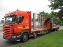 Used 2008 SCANIA R42