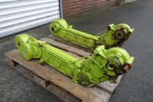2013 CLAAS gearboxes maize head