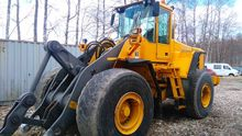 Used 2007 VOLVO L150