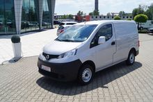 2012 NISSAN NV200 1,5DCI closed