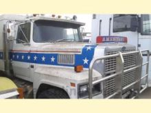 Used 2001 FORD tract