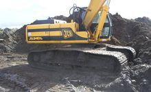 1999 JCB JS240LC tracked excava