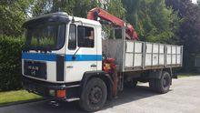 Used 1990 MAN 19.362