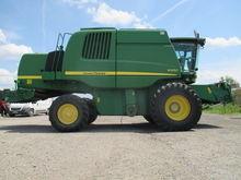 2008 JOHN DEERE W650 combine-ha