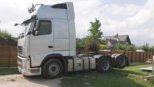 2013 VOLVO FH 540 6x2 tractor t