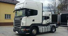 2012 SCANIA R 420 RETARDER EURO