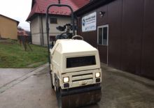 2009 TEREX TV800 mini road roll