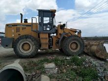 2013 LONGGONG LG855B wheel load