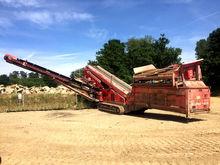 2013 FINLAY 683 crushing plant