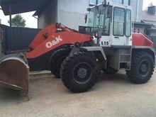 Used 2000 O&K L15B w