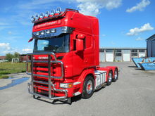 2007 SCANIA R-620 tractor unit