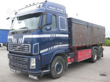 2007 VOLVO FH 13.520, dumpers /