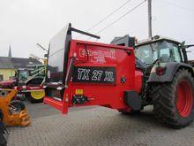 2012 EUROMARK TX 27XL wheel tra