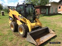 2012 CATERPILLAR 262C skid stee