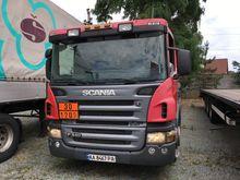 2007 SCANIA P340 tractor unit