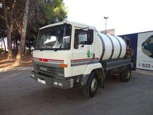 1994 NISSAN M130.17 asphalt dis