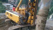 2012 BAUER BG28V drilling rig