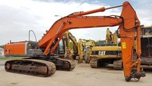 2007 HITACHI ZX350LC-3 tracked