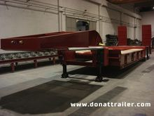 DONAT 2 axle low bed Donat low