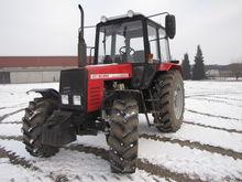 2011 MTZ 1025 wheel tractor
