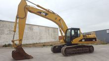 2005 CATERPILLAR 330C tracked e