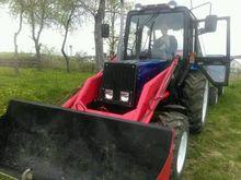 2010 MTZ 920 wheel tractor