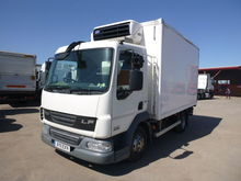2011 DAF LF45.160 refrigerated