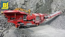 2016 MAXIMUS MXJ-1200 crushing