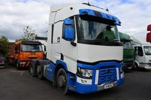 2014 RENAULT T tractor unit