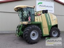 2011 KRONE BIG X 700 forage har