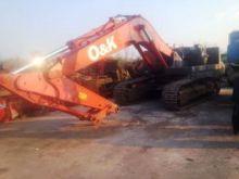 2000 O&K RH6-5 tracked excavato