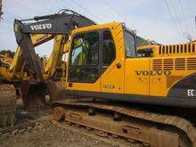 2013 VOLVO EC200B tracked excav