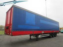 2003 PACTON tilt semi-trailer