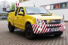 2010 ISUZU D-MAX tow truck