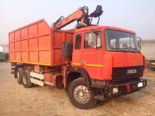 1990 IVECO 165-24 dump truck