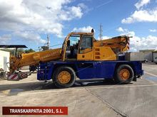 1999 DEMAG AC 25 mobile crane