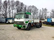 1991 IVECO 190.36 chassis truck