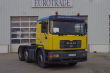 1999 MAN 26.414 tractor unit