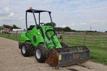 2014 AVANT 640 wheel loader
