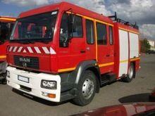 Used 2002 MAN LE 280