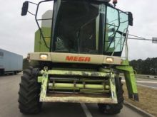 Used 2001 CLAAS Mega