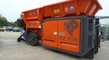 2014 ARJES VZ 750 D crushing pl