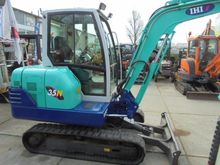 Used 2007 IHI 35 N 2